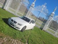 BMW 3 Series 330D Authorities White 2009 241 BHP 12 months MOT