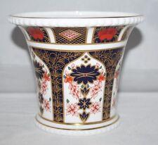 Royal Crown Derby - Imari 1128 - Planter/Spill Vase - XLIII/1980 - 1st/vgc