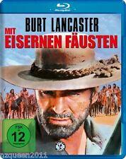 Mit eisernen Fäusten [Blu-ray] Burt Lancaster, Telly Savalas * NEU & OVP *