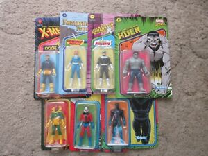 Marvel Legends Retro Action Figure - Complete Your Collection