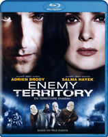 ENEMY TERRITORY (BLU-RAY)(BILINGUAL) (BLU-RAY)