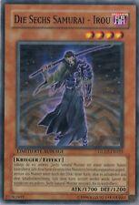 GLD2-DE022 Die Sechs Samurai - Irou   Common Lim.Auflage neu