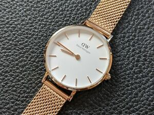 Daniel Wellington Petite St Mawes/Melrose 28mm Rose Gold (Watch only, no strap)