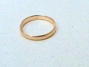 333 Gold, schlichter Ring, Vorsteckring ! ! !