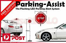 Park'n Place Stop Sign LED Flashing Light Kit Car Parking Aid Guid LED Lights