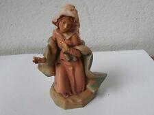 PRESEPIO FONTANINI  Maria Madonna statuina 1991 Nativity presepe 10cm