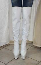 Sexy High Heel Overknee Stiefel Gr.42
