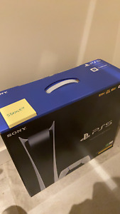 Sony PlayStation 5 Digital Edition PS5 Console *READY TO SHIP*FREE SHIPPING*