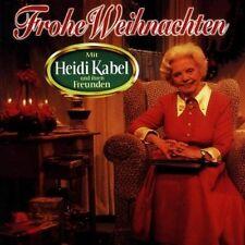 HEIDI KABEL - FROHE WEIHNACHTEN MIT HEIDI KABEL   CD NEU