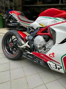 MV Agusta F3 675 / 800 Silmotor Exhaust Silencer Snake Black Ceramic Racing Moto