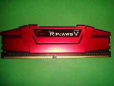 G.SKILL Ripjaws V Series 8GB 288-Pin DDR4 SDRAM DDR4 2800 PC4 22400 Intel Z170 w