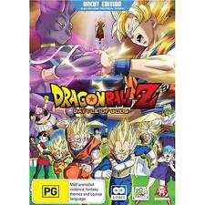 Dragon Ball Z: Battle of Gods DVD R4 Uncut Edition + Theatrical Version New