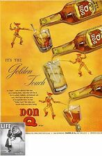 Destileria serralles Inc. puerto rico U.S.A. * don q ron * us-advertising 1947