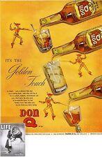 Destileria serralles Inc. puerto rico U.S.A. * don q ron * us-advertising 1947