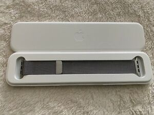 USED Apple Watch 42mm 44mm MILANESE Band Only MJ5F2ZM/A Great Condition