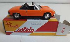 PORSCHE 914 1969 - SOLIDO REEDITION HACHETTE - 1/43EME EN BOITE *