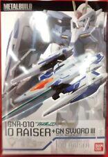 Bandai Metal Build Raiser + GN Sword III
