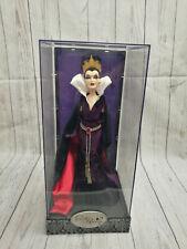 Disney Villains Designer Collection Evil Queen Doll Ltd Ed