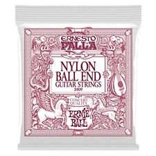 ERNIE BALL Classical guitar string nylon ball end (28-42) 2409 Ernesto Palla