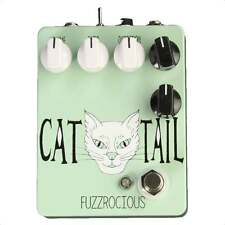 Fuzzrocious Pedals Cat Tail distortion