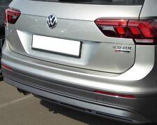 Chromstreben für VW Tiguan 2 II Reflektoren Stoßstange Chrom Tuning Volkswagen