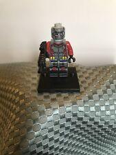DC Universe Custom Lego Suicide Squad Movie Deadshot Minifigure, New