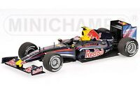 MINICHAMPS 400 090085 RED BULL diecast F1 car Sebastian Vettel Showcar 2009 1:43