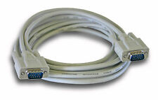 10' VGA Cables - Male to Male 10 foot Video Cable for Computer Monitors