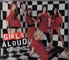 Girls Aloud-No Good Advice Promo cd single