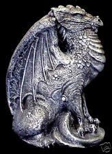 """Mythical Dragon Statue 11"""" Sculpture Home Garden Decor"""