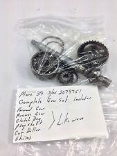Mercury 3.9 Gear Set Complete Clutch Dog 1965 1966 1967 Outboard S2079751
