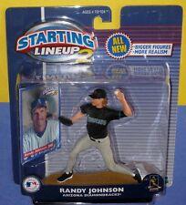 2001 RANDY JOHNSON Arizona Diamondbacks final year for Starting Lineup Hasbro