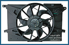 Ford Falcon Fairmont BF2 New Radiator Thermo SINGLE Fan Assembly 2006 on