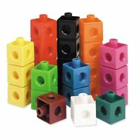 Learning Resources Snap Cubes  Set of 100