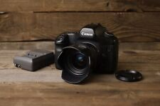 Canon EOS 5D 12.8 MP Digital SLR Camera and 24mm Lens