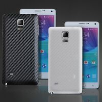 For Samsung Galaxy Note 4 Battery Back Door Replacement Housing Case Cover