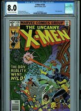 Uncanny X-Men #128 CGC 8.0 VF 1979 Marvel Comics Amricons K27