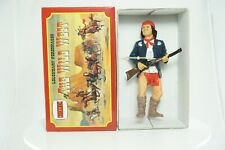 """Comansi of The Wild West Hand Painted 7"""" ToyFigure Geronimo"""