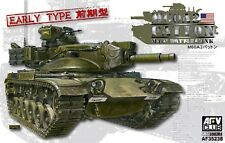 1/35 M60A2 Patton Main Battle Tank Early Production version model kit by AFV
