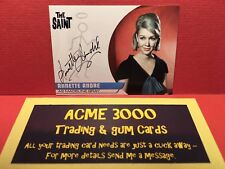 Unstoppable - THE SAINT - ANNETTE ANDRE Autograph Card AA5 as Madeline Gray