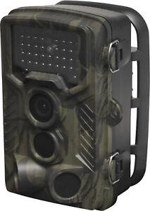 Denver Wildkamera WCT-8010 12MPx 42 LEDs Infrarot-LED IP65 FOV 108° 3M Standby