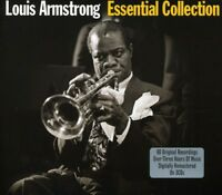 Louis Armstrong - Essential Collection [New CD] Louis Armstrong - Essential Coll