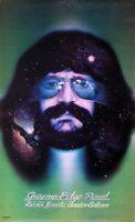 Moody Blues Graeme Edge 1977 Paradise Ballroom Original Promo Poster