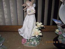 Lladro #6686, Mystical Garden, 2000-2002, Original Box L.E. 5000