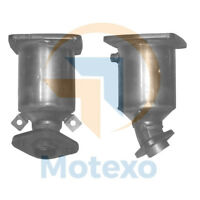 BM91064H Exhaust Approved Petrol Catalytic Converter +Fitting Kit +2yr Warranty