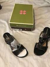 Women's Naturalizer Sandals NIB. Black. SZ 8 1/2. MSRP $79.99