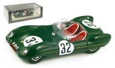 Spark S2183 Lotus XI #32 Le Mans 1956 - Chapman/MacKay-Fraser 1/43 Scale