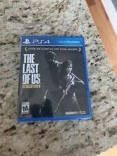 The Last of Us Remastered (PlayStation 4, 2014)