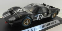 Shelby Collectibles 1/18 Scale Model Car 1408 - 1966 FORD GT40 MK2 Le Mans 66
