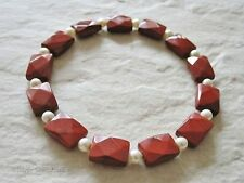 Handmade Jasper Costume Bracelets without Metal